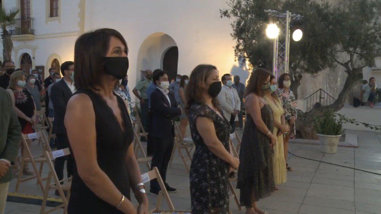Acto institucional de la Diada de Formentera.