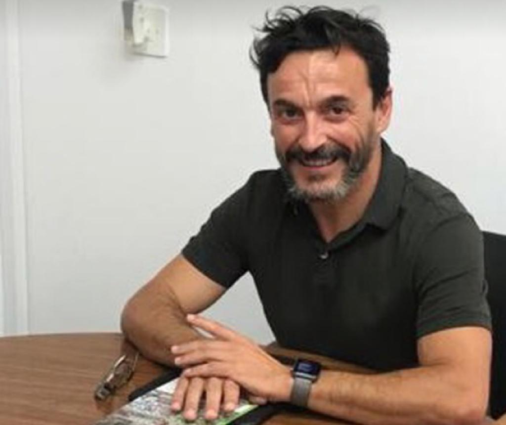 Rafael Ramírez, conseller de Benestar Social
